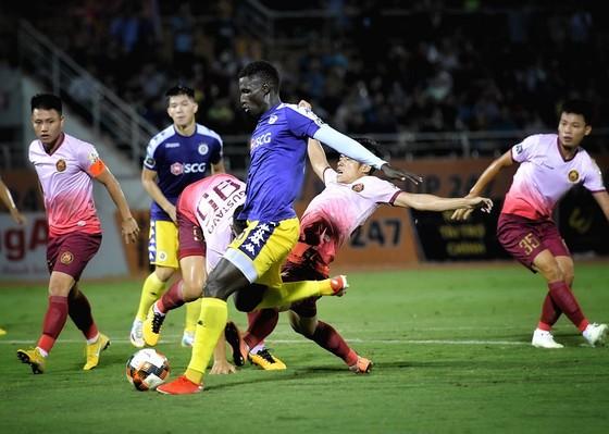 Hà Nội trở lại với chiến thắng đậm trước Sài Gòn FC ảnh 2