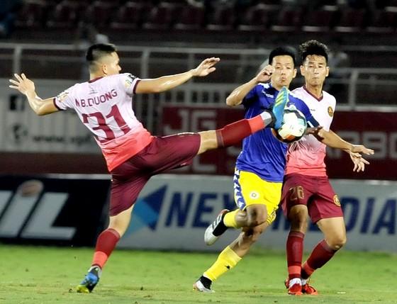Hà Nội trở lại với chiến thắng đậm trước Sài Gòn FC ảnh 1