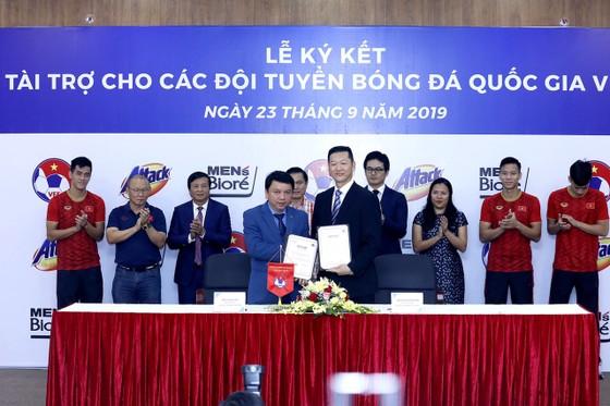 Các đội tuyển bóng đá quốc gia Việt Nam có thêm nhà tài trợ mới ảnh 2