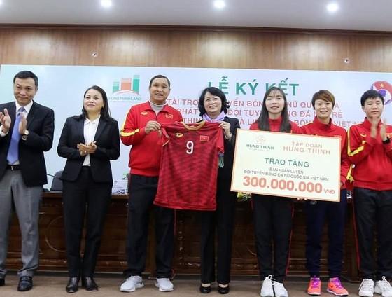 """Bóng đá nữ nhận gói tài trợ """"khủng"""" 100 tỷ đồng ảnh 2"""