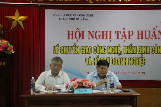 Hỗ trợ 885 triệu đồng cho doanh nghiệp Đà Nẵng phát triển công nghệ ảnh 1