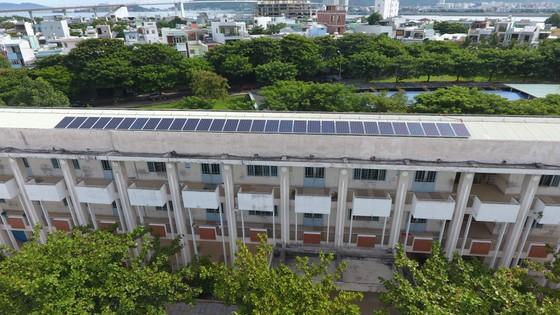 Đà Nẵng khánh thành hệ thống điện năng lượng mặt trời lắp mái ảnh 4