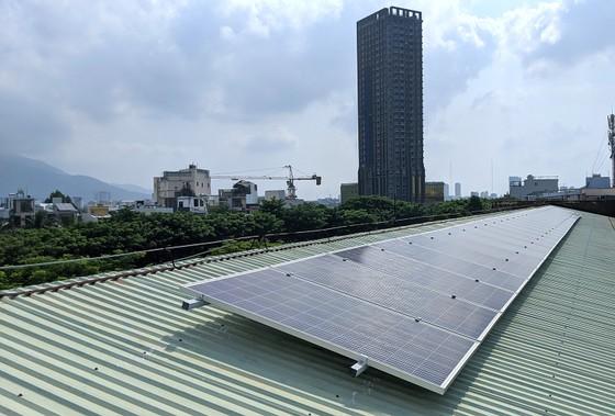 Đà Nẵng khánh thành hệ thống điện năng lượng mặt trời lắp mái ảnh 3
