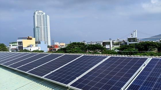 Đà Nẵng khánh thành hệ thống điện năng lượng mặt trời lắp mái ảnh 1
