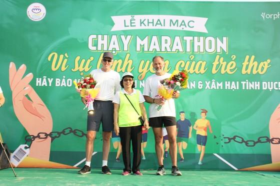 Chạy Marathon vì sự bình yên của trẻ thơ ảnh 4