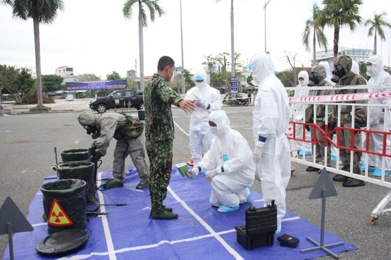 Đà Nẵng diễn tập ứng phó sự cố mất nguồn phóng xạ ảnh 9