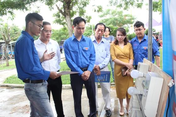 Thanh niên Đà Nẵng góp sức xây dựng thành phố môi trường ảnh 1