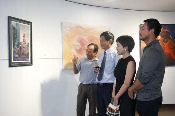 Giao lưu mỹ thuật cộng đồng người nước ngoài tại Đà Nẵng năm 2019 ảnh 2