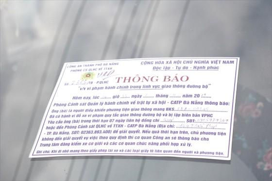 Đà Nẵng cấm dừng, đỗ trên tuyến đường Ngô Quyền, Ngũ Hành Sơn ảnh 3