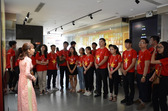 """1.000 thanh niên Đà Nẵng hưởng ứng hành trình """"Tôi yêu tổ quốc tôi"""" ảnh 5"""
