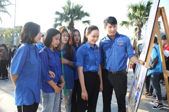 """1.000 thanh niên Đà Nẵng hưởng ứng hành trình """"Tôi yêu tổ quốc tôi"""" ảnh 1"""