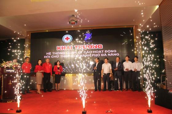Hội Chữ thập đỏ Đà Nẵng ứng dụng công nghệ thông tin vào các hoạt động  ảnh 1