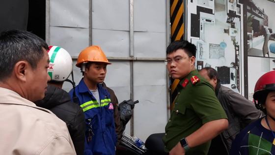 Rơi từ tầng 8 của công trình, một công nhân tử vong ảnh 2