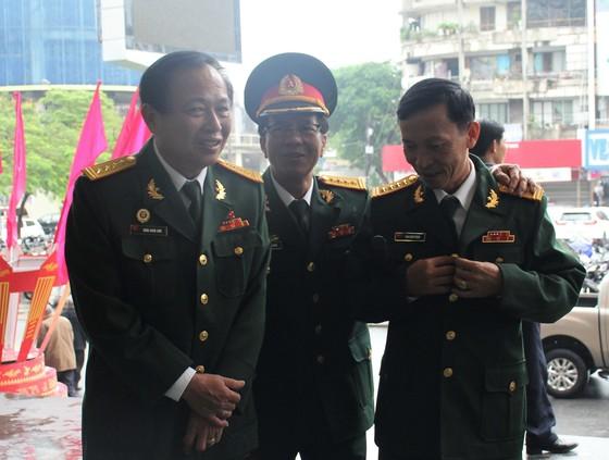 Đà Nẵng gặp mặt các sĩ quan cấp tá nghỉ hưu ảnh 1