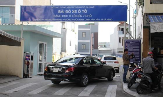 Bắt đầu thu phí bãi giữ xe thông minh đầu tiên tại Đà Nẵng ảnh 10