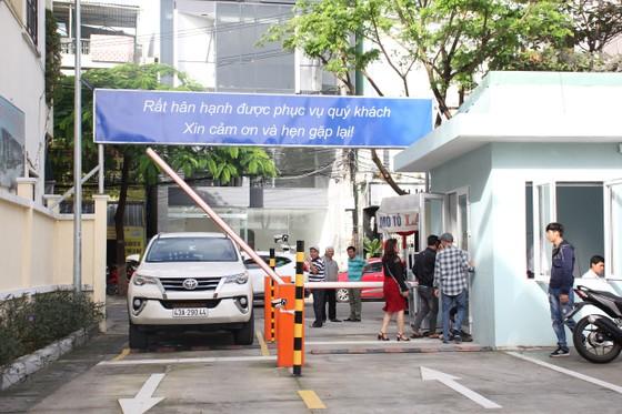 Bắt đầu thu phí bãi giữ xe thông minh đầu tiên tại Đà Nẵng ảnh 1