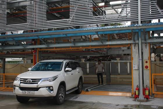 Bắt đầu thu phí bãi giữ xe thông minh đầu tiên tại Đà Nẵng ảnh 4