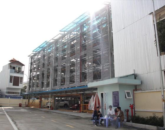 Bắt đầu thu phí bãi giữ xe thông minh đầu tiên tại Đà Nẵng ảnh 2