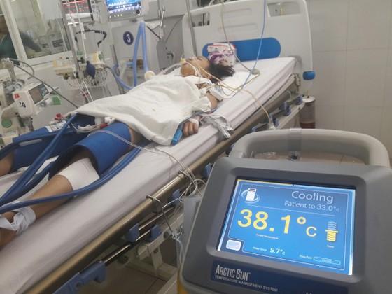 Cứu sống bệnh nhân ngừng tuần hoàn bằng kỹ thuật hạ thân nhiệt ảnh 1