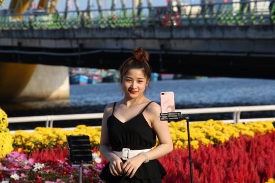 Đà Nẵng ngập tràn sắc xuân với đường hoa Tết  ảnh 4
