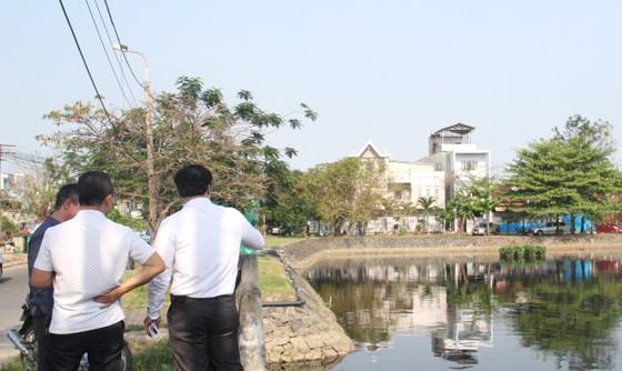 Tìm giải pháp xử lý mùi hôi tại hồ Bàu Trảng ảnh 1