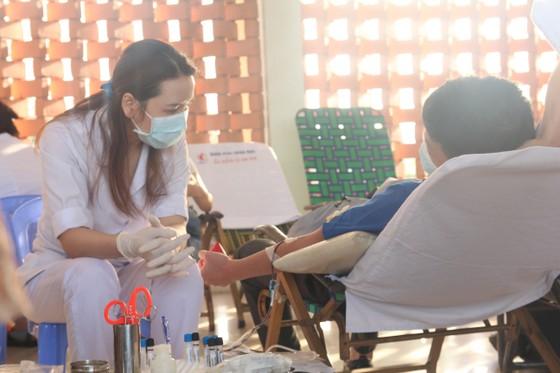 Đà Nẵng tiếp nhận hơn 450 đơn vị máu tại Ngày hội 'Hiến máu tình nguyện' ảnh 1
