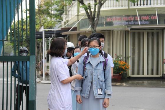 Đà Nẵng: Tăng cường các hoạt động chống dịch Covid-19 khi học sinh đi học  ảnh 2