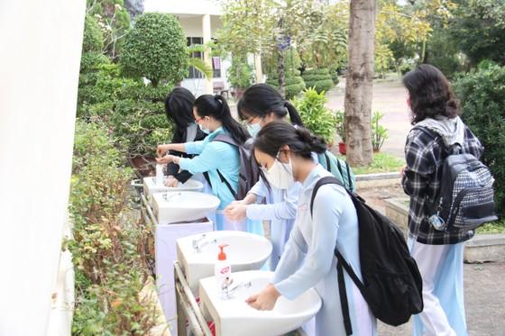 Đà Nẵng: Tăng cường các hoạt động chống dịch Covid-19 khi học sinh đi học  ảnh 3