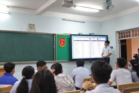 Đà Nẵng: Tăng cường các hoạt động chống dịch Covid-19 khi học sinh đi học  ảnh 5