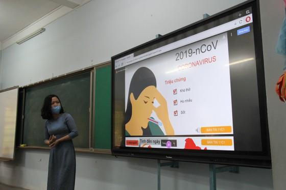 Đà Nẵng: Tăng cường các hoạt động chống dịch Covid-19 khi học sinh đi học  ảnh 6