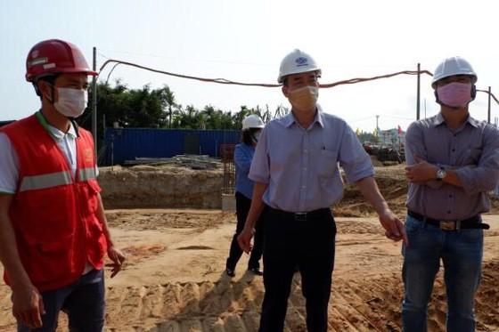 Đà Nẵng: Kiểm tra công tác phòng chống dịch Covid-19 tại một số doanh nghiệp  ảnh 3