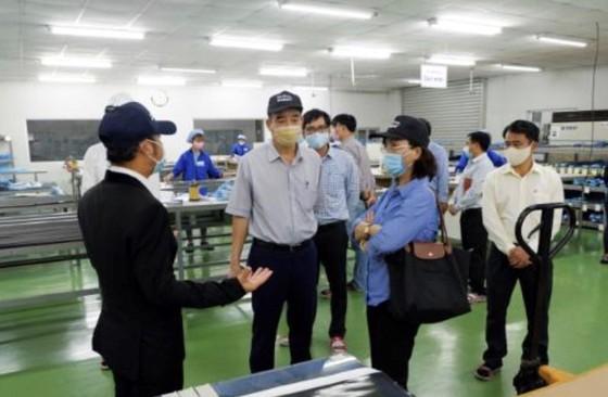 Đà Nẵng: Kiểm tra công tác phòng chống dịch Covid-19 tại một số doanh nghiệp  ảnh 2