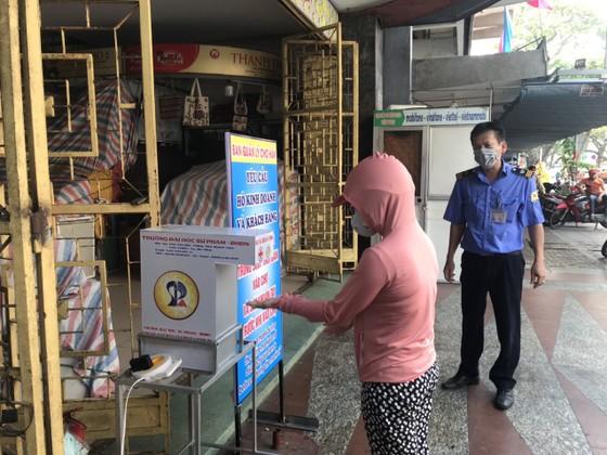 Đà Nẵng: Tăng cường kiểm soát phòng, chống dịch Covid-19 tại các chợ ảnh 1