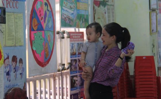 Đà Nẵng: Các trường mầm non tất bật đón các em quay trở lại ảnh 3