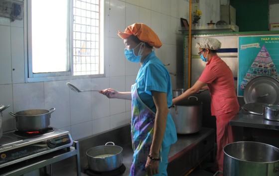 Đà Nẵng: Các trường mầm non tất bật đón các em quay trở lại ảnh 2