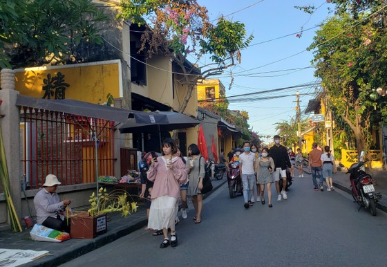 TP Đà Nẵng và tỉnh Quảng Nam chính thức ra mắt gói kích cầu du lịch  ảnh 4