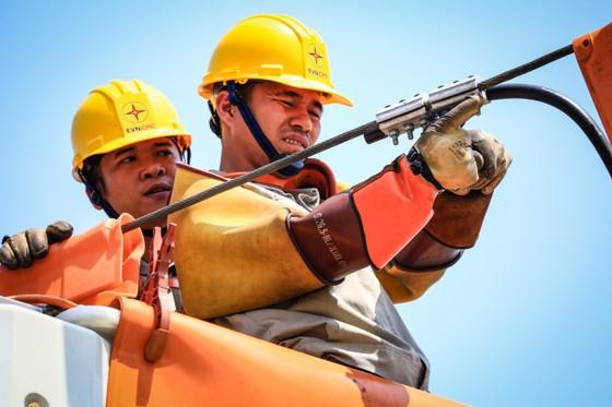 Điện lực miền Trung: Tăng cường kiểm tra lưới điện trong những ngày nắng nóng ảnh 1