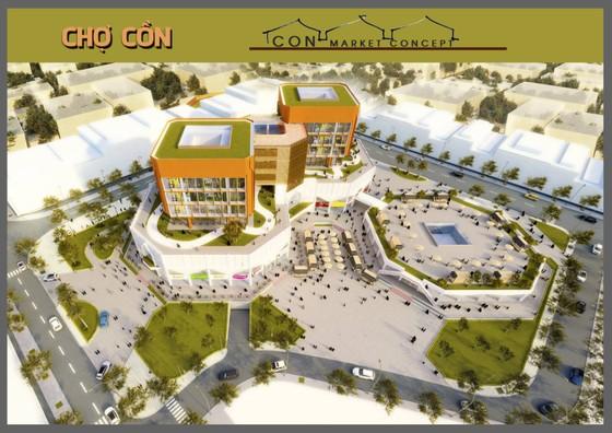 Trao 700 triệu đồng cho cuộc thi thiết kế kiến trúc Chợ Cồn ảnh 1