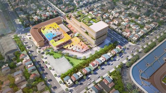 Trao 700 triệu đồng cho cuộc thi thiết kế kiến trúc Chợ Cồn ảnh 3