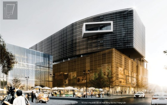 Trao 700 triệu đồng cho cuộc thi thiết kế kiến trúc Chợ Cồn ảnh 2