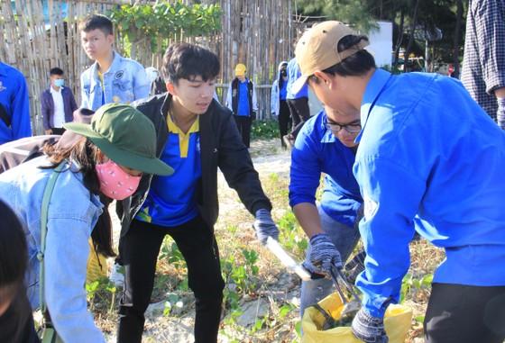 Đà Nẵng ra quân chiến dịch thanh niên tình nguyện hè năm 2020 ảnh 4