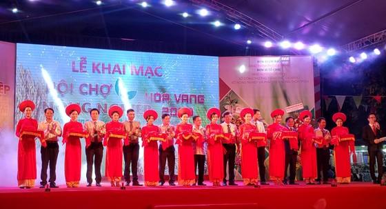 Khai mạc Hội chợ Nông nghiệp Hòa Vang 2020 ảnh 1