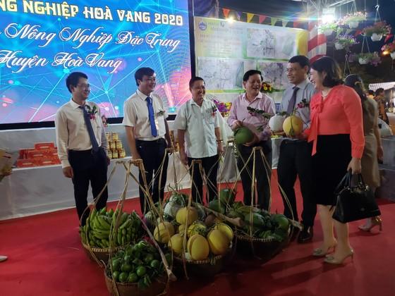 Khai mạc Hội chợ Nông nghiệp Hòa Vang 2020 ảnh 2