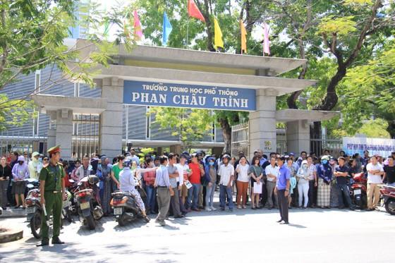 Hơn 13.000 học sinh Đà Nẵng bước vào môn thi đầu tiên kỳ thi tuyển sinh lớp 10 ảnh 4