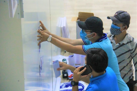 Hình ảnh bệnh viện dã chiến tại Đà Nẵng sau 3 ngày thi công ảnh 8