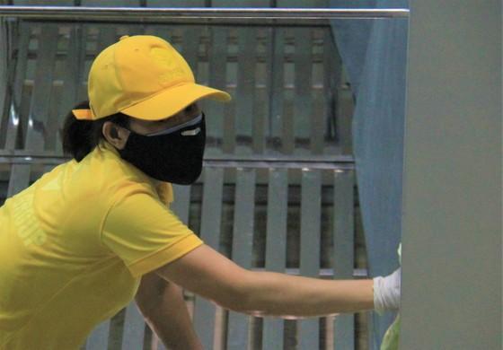 Hình ảnh bệnh viện dã chiến tại Đà Nẵng sau 3 ngày thi công ảnh 7