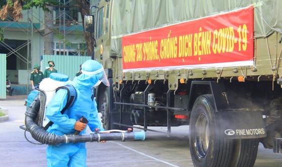 50 tấn hàng hóa phục vụ phòng chống dịch Covid-19 đến Đà Nẵng ảnh 4
