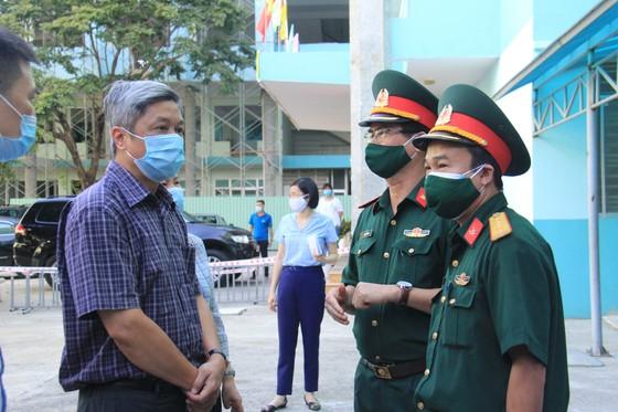 50 tấn hàng hóa phục vụ phòng chống dịch Covid-19 đến Đà Nẵng ảnh 11