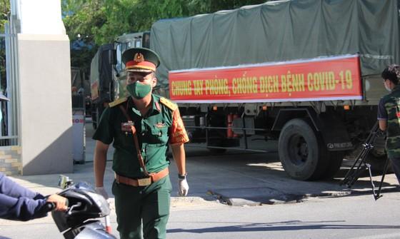 50 tấn hàng hóa phục vụ phòng chống dịch Covid-19 đến Đà Nẵng ảnh 2