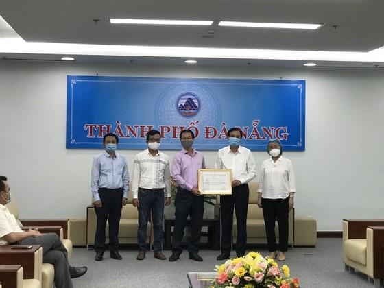 Đà Nẵng tiếp tục nhận hỗ trợ phòng chống dịch Covid-19 từ các doanh nghiệp  ảnh 1